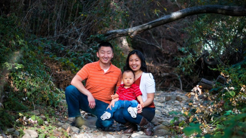 The Chen Family  – Garin Park
