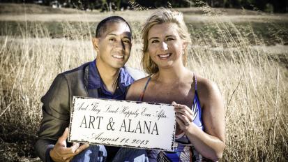 Art & Alana