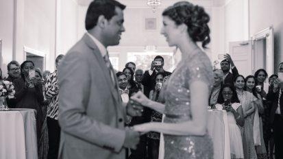 Emma & Rajesh